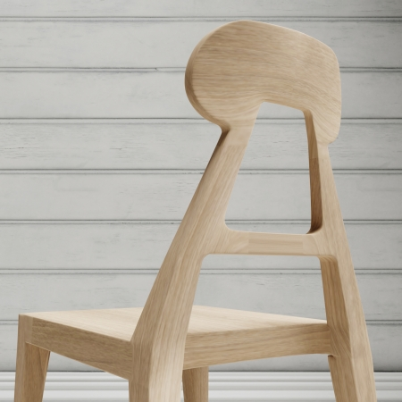 A-Line chair back